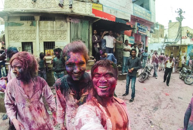 Guide To Celebrating Holi Festival In Pushkar in India