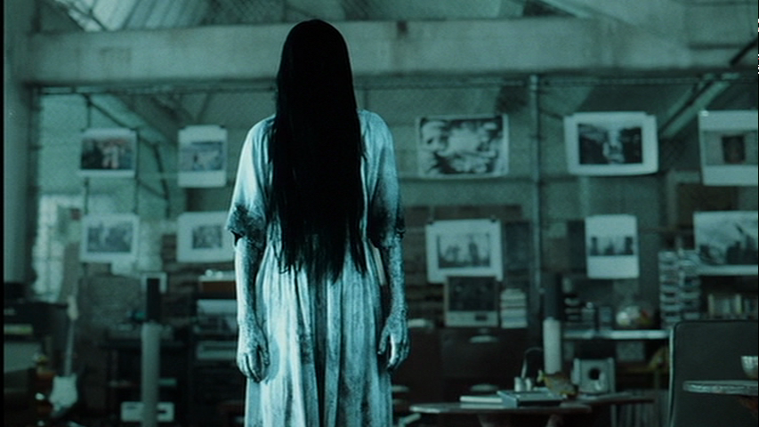 "Ghost Girl From The Ring ""Ringu"""
