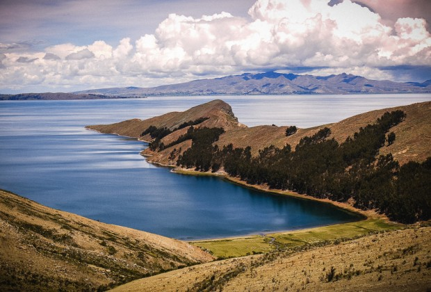Isla Del Sol Day Hike Lake Titicaca