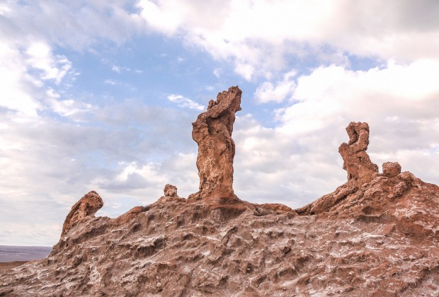Tres Marias in the Valle de la Luna